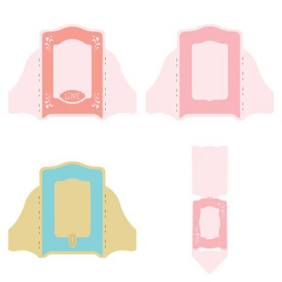 Lockets of Love - Frames - CP