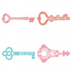 Lockets of Love - Keys - GS