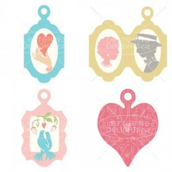 Lockets of Love - Charms - GS