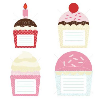 Cupcake Crates Notes - GS