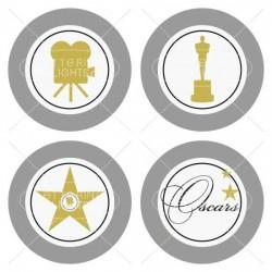 Oscar Party - PR