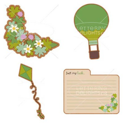 Kiss Me I'm Irish Journaling - GS