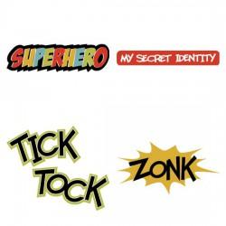 Superhero - Action Words - CS