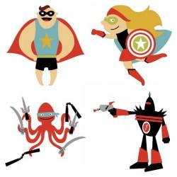 Superhero - CS