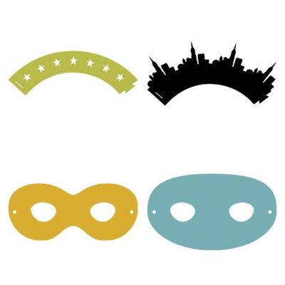 Superhero Party - CP