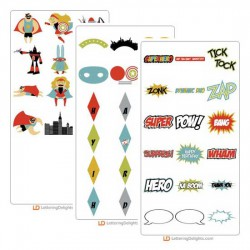 Superhero - Cut It Bundle
