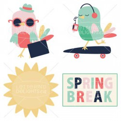 Spring Break - GS