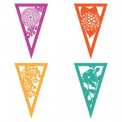 This Mum's For You Pennants - CP