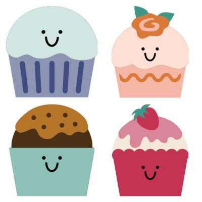 Cupcake Stringbeans - CS
