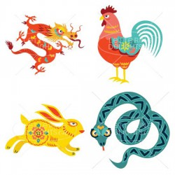 Chinese Zodiac - GS