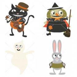 Halloween Town - GS