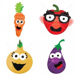Veggie Heads - GS