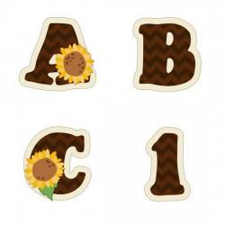 Sunflower Blooms - AL
