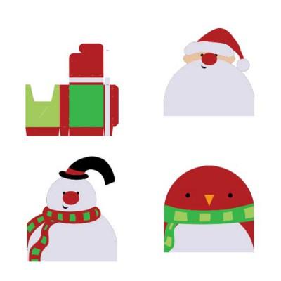 Christmas Advent Gum - CP