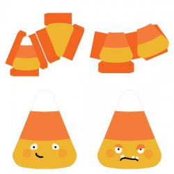 I Love Candy Corn - CP