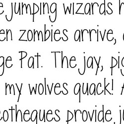 LD Pookie - Font