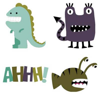 Mouthy Monsters - CS
