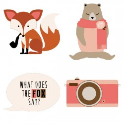 What Does the Fox Say - CS