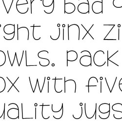 LD Mixed - Font