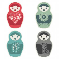 Pretty Matryoshka - CS