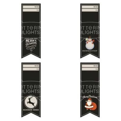 Chalkboard Tic Tac Covers - PR