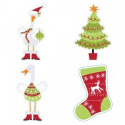 Christmas Goose - GS