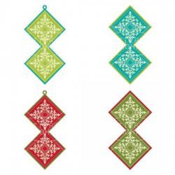 Ornamental Ornaments Double Diamond - PR