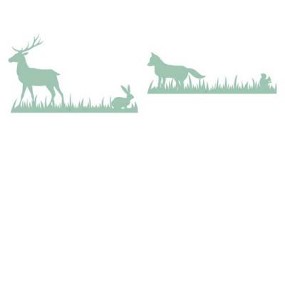 Winter Forest Animals - CP