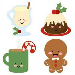Christmas Calories - CS