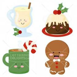 Christmas Calories - GS
