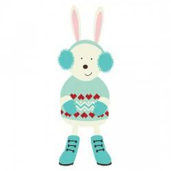 Winter Wear Bunny - GS