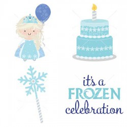Ice Princess Party - GS