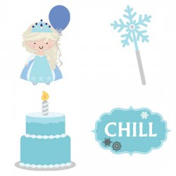 Ice Princess Party - CS