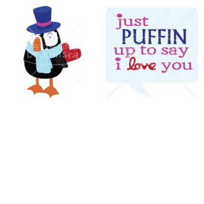 Snow Cool Puffin - GS