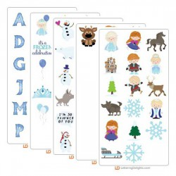 Ice Princess Graphics Bundle