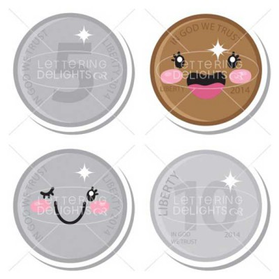 Kawaii Currency - GS