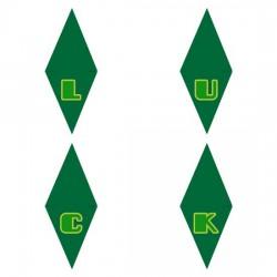 Lucky Pennants - CS
