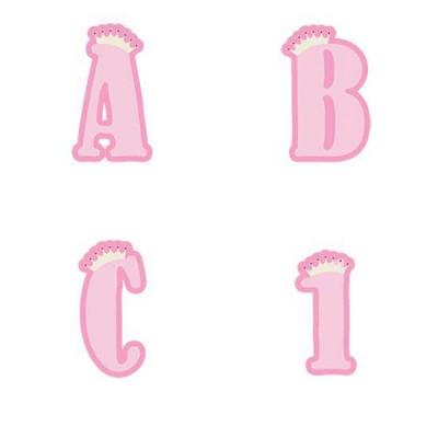 Tiny Princess Pink - AL