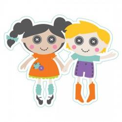 Sew Cute - Friends - GS
