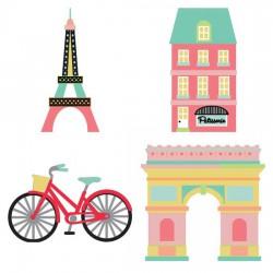 Paris - CP