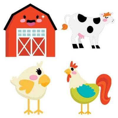 On the Farm - CS