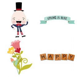 Humpty Dumpty Had a Great Spring - CS