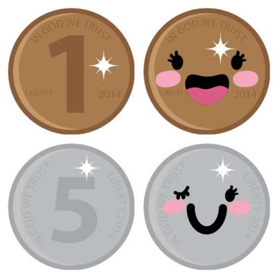 Kawaii Currency - CS