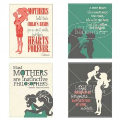 Mother and Me - Posters - PR