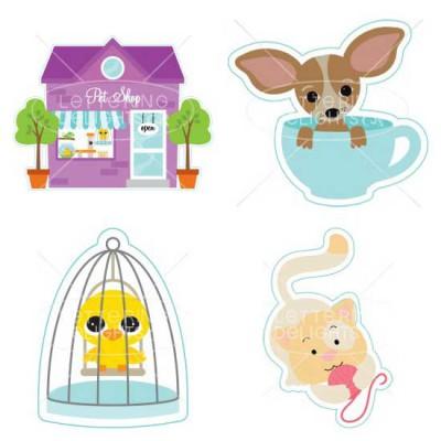 Pet Shop Stop - GS