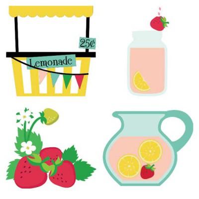 Strawberry Lemonade - CS