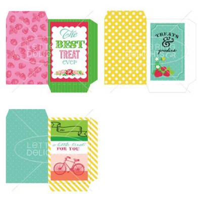 Strawberry Lemonade Treatbags - PR