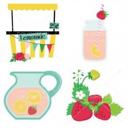 Strawberry Lemonade - GS