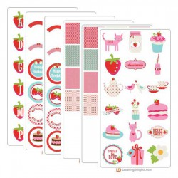 Strawberry Kisses Collection