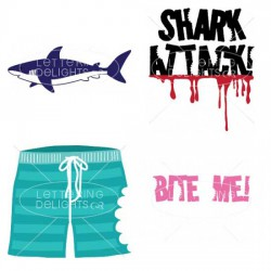 Shark Attack - CS